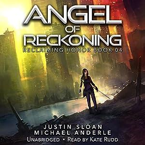 Angel of Reckoning Audiobook