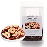 Dried Red Date - Natural Grown Organic Jujube - Hong zao, Chinese Dates, Health-enhancing Herbal Tea, Fruit Tea, Health Tea, Scented Tea (Infusions, Baking, Teas, Crafts) 5oz / 150g