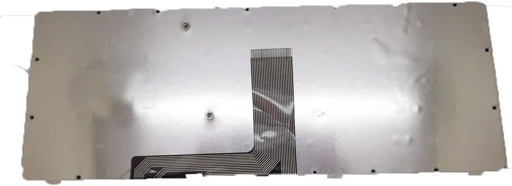 Laptop Keyboard for Lenovo Y480 Y480A Y480M Y480N Y485 Y485P Latin America LA 25203009 25202979 25202949 Black Frame with Backlit