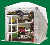 Pop Up Portable Greenhouse Dome - OrchidHouse FHOH400