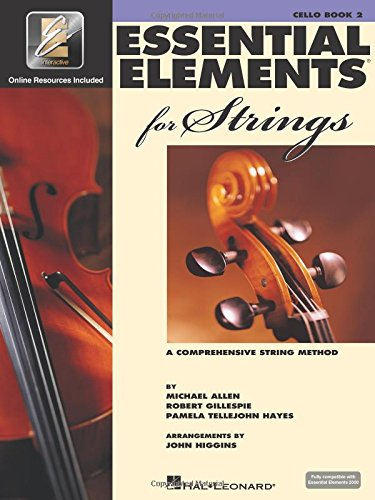 Essential Elements 2000 for Strings: A Comprehensive String Method, Cello Book ()