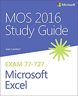 Exploring microsoft office excel 2016 comprehensive book only no mos 2016 study guide for microsoft excel mos study guide fandeluxe Choice Image