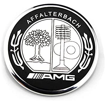Amazon Com 57mm Car Hood Front Bonnet Emblem Badge For Amg Apple