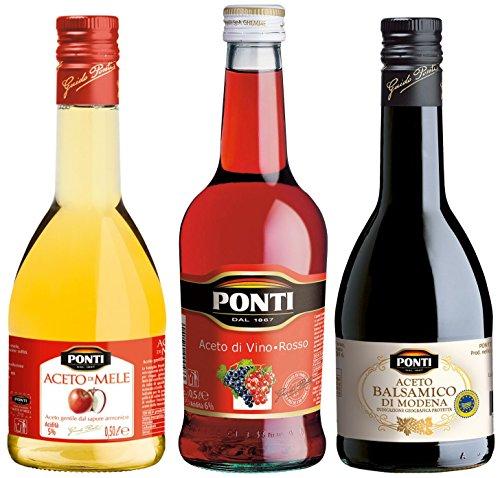 ponti-set-of-3-vinegars-apple-vinegar-red-and-balsamic-of-modena-pgi-italian-import-