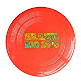 AOLM 2016 Athletic Games And Contests Outdoor Game Frisbee Sport Disc Red