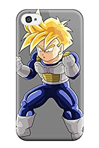 Michael paytosh's Shop Best 2658303K47000758 Iphone 4/4s Kid Gohan Print High Quality Tpu Gel Frame Case Cover