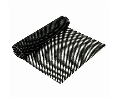 Invero Multi-Purpose Durable Non Slip Floor Grip Mat Roll ideal for Rugs, Carpets, Furniture, Draws, Kitchen Drawers, Shelves, Trays and more - Keeps Items In Place & Can Be Cut To Any Size - 120cm x 30cm Invero®