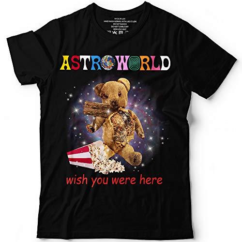 (Travis With You-Scott Were Here Tour Customized T-Shirt/Long Sleeve/Sweatshirt/Hoodie/Tank Top)