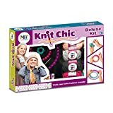 Arts & Crafts : My Trendz Knit Chic Deluxe Knitting Kit - Create Your Own Fashion Trends!