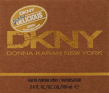 Golden Delicious Dkny By DONNA KARAN FOR WOMEN 3.4 oz Eau De Parfum Spray