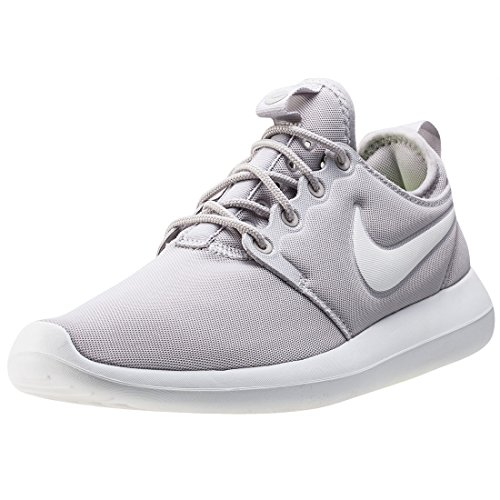 Roshe Womens Summit Running Two Volt NIKE Iron White Ore Shoe Lt Zw8q55d