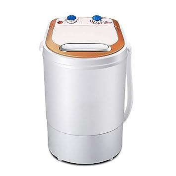 ... Loader Diseño Extraíble 3.5 Kg Capacidad Arandela Adecuada para Estudiantes De Casa Plana Pequeña Cocina Rotatorio Secador, Blanco (B): Amazon.es: Hogar