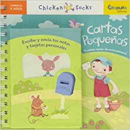 Cartas pequenas/ Little Letters (Chicken Socks) (Spanish ...