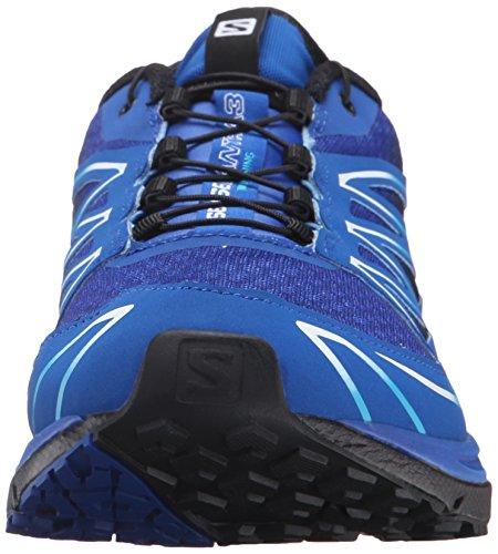 Compétition scuba Mantra Sense Homme 3 Salomon Yonder black Running Blue Chaussures De qOYwn4P
