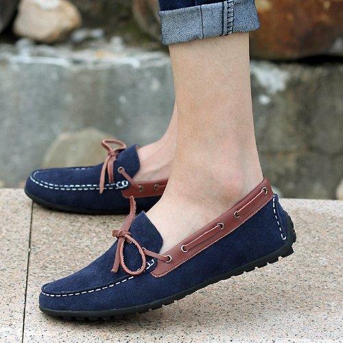 Salabobo - zapatilla baja hombre azul marino