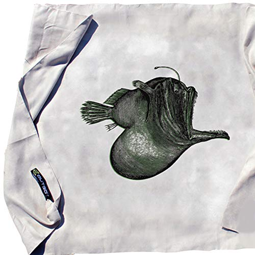 McNett Compact Microfiber Towel Lightweight 30 x 50 Inch Anglerfish by McNett