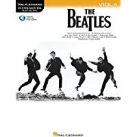 Image for The Beatles - Instrumental Play-Along: Viola (Hal Leonard Instrumental Play-along)