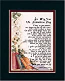 For My Son on Graduation Day, 141, A Graduation Present Gift Poem For A Son