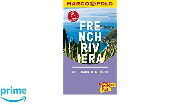 French Riviera Marco Polo Pocket Travel Guide - with pull out map Marco Polo Pocket Guides: Amazon.es: Marco Polo: Libros en idiomas extranjeros