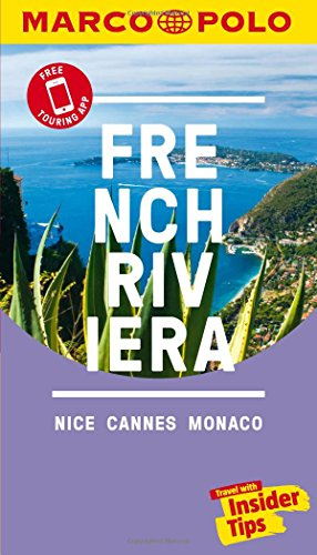 French Riviera Marco Polo Pocket Guide (Marco Polo Guide)