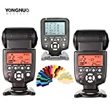 Yongnuo YN560 III 2 PCS Flash Speedlite kit + YN560 TX Flash Controller for Canon DSLR Cameras