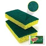 Scotch Brite Value Pack Heavy Duty Scrub Sponge, 80 Sponges