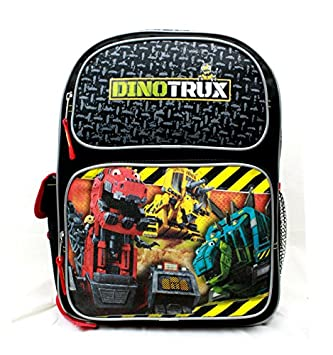 91dbb2929d Medium Backpack - DinoTrux - Mega Team Black 14