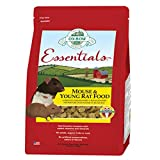 Oxbow Essentials Mouse and Young Rat Natural Pet...