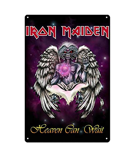 WholesaleSarong English Heavy Metal Band tin Sign Wall Restaurant Pub Sale Interior Design Help (Best English Metal Bands)
