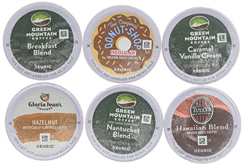 KEURIG Variety Conk out Collection Coffee Favorites K Cups 42 Count