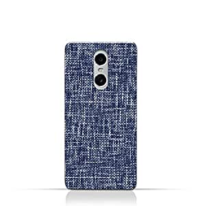 AMC Design Xiaomi Redmi Pro TPU Silicone Case with Brushed Chambray Pattern