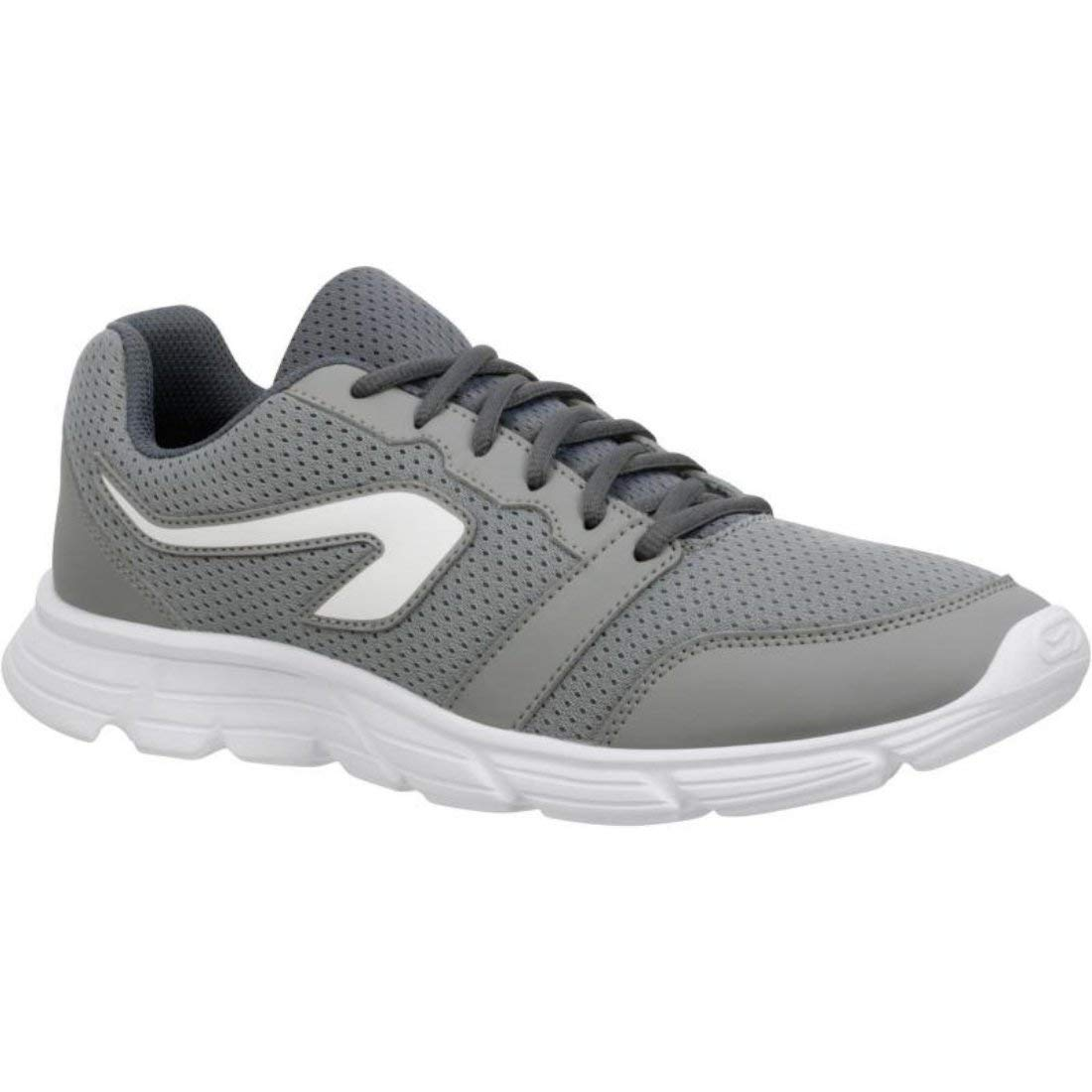 27bafc97fadc Kalenji Run One Men s Running Shoes - Grey  Buy Online at Low Prices in  India - Amazon.in