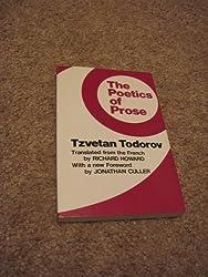 Poetics of Prose