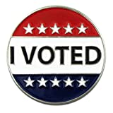 PinMart I Voted Election Political Patriotic Lapel Pin