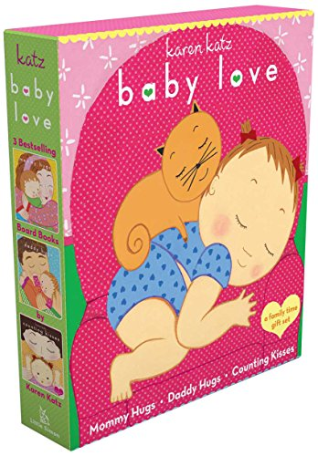 Baby Love: Mommy Hugs; Daddy Hugs; Counting (Mommys Best Kisses)