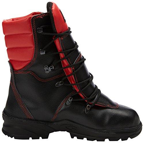 Cofra 21481-000.W44 Force A E P FO WRU HRO Chaussures de sécurité SRC Taille 44 Noir