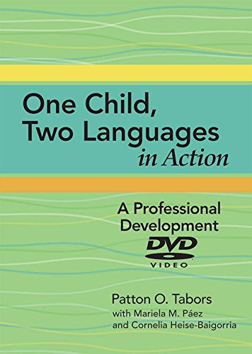 One Child, Two Languages in Action (H Ell)