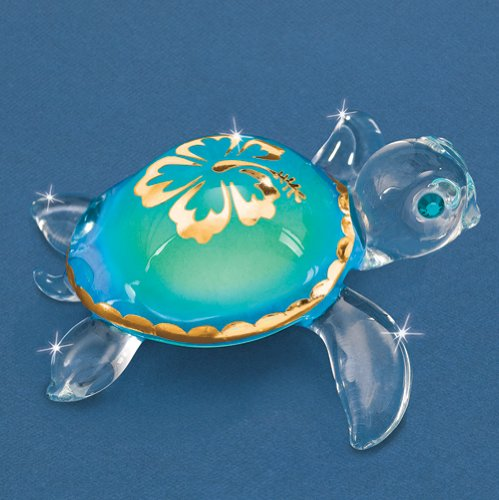 Glass Baron ~ Aloha Sea Turtle ()
