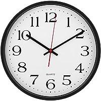 Large Wall Clock Silent & Non-Tickin...