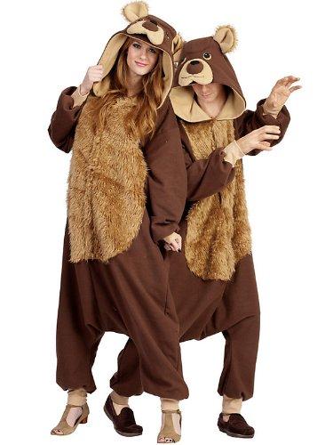 RG Costumes Men's Bailey Bear, Brown/Tan, One