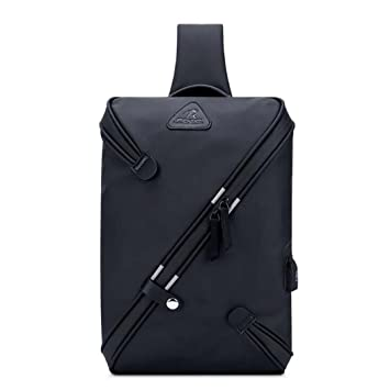 GJX Men s Chest Bag 3103092d2b8ff