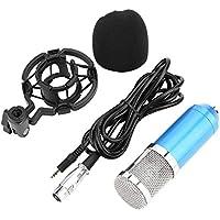 Brain Freezer J BM-900 Studio Pickup Audio Sound Recording Microphone (Silver)