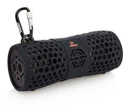 Yatra Aquatune 12610 – Portable Waterproof Rugged Wireless Bluetooth Speaker Black