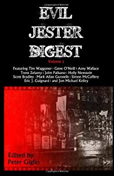 Evil Jester Digest, Volume 2, edited by Peter Giglio science fiction book reviews