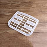 Wall of Dragon Kitchen Organizer White Multifunction Kitchen Shelf Plastic Bowl Plate Storage Rack Organizers for Kitchen Storage
