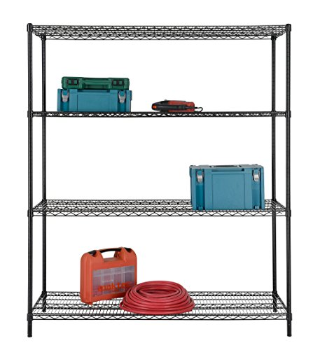 commercial 4 tier shelf - 6