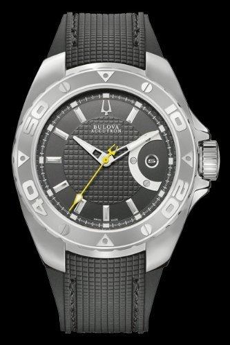 Bulova Accutron Curacao Men's Automatic Watch 63B130