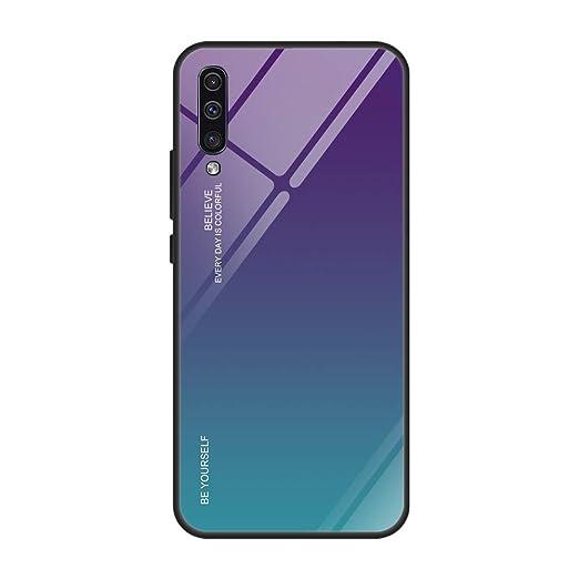 Amazon.com: Funda para Samsung Galaxy A50, carcasa de ...