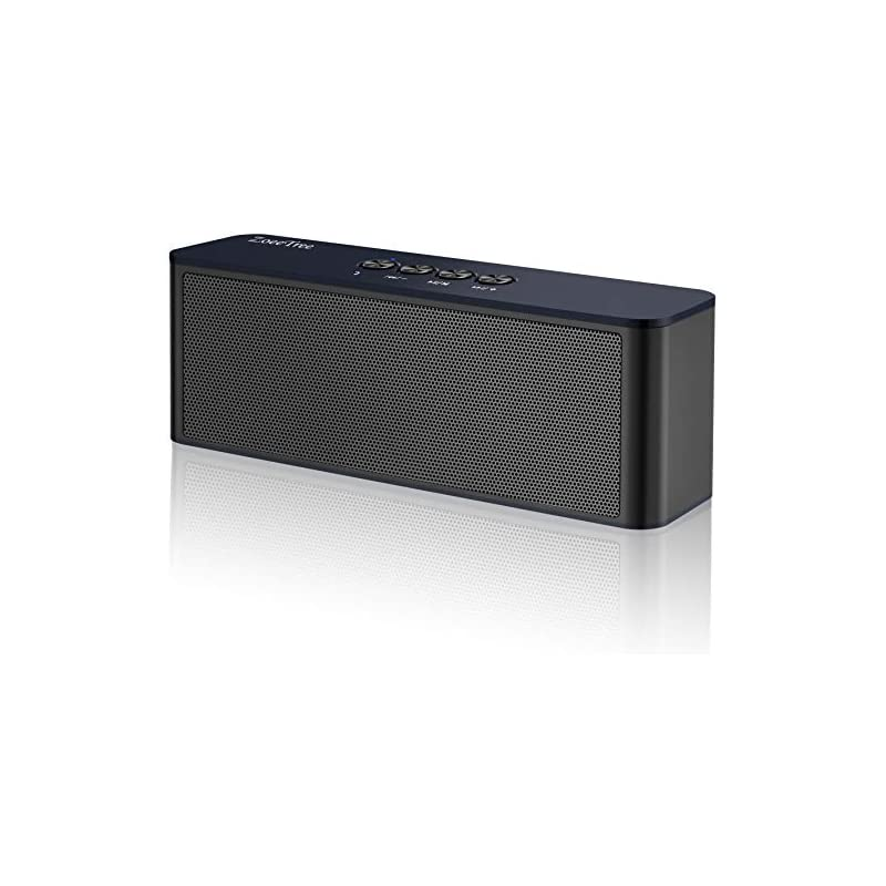 Bluetooth Speaker, ZoeeTree S5 TWS Porta