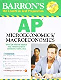 img - for Barron's AP Microeconomics/Macroeconomics, 4th Edition (Barron's Study Guides) book / textbook / text book